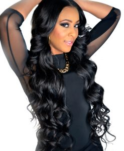 Virgin Remy Body Wave Hair Extensions Weave