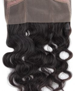 Body Wave 360 Lace Frontal Inside